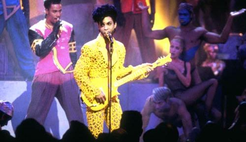 4/27/16 O&A NYC WILDIN OUT WEDNESDAY- REMEMBERING PRINCE: Prince -Gett Off  (MTV Video Music Awards)