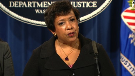 5/10/16 O&A NYC INSPIRATIONAL TUESDAY: Loretta Lynch's Statement On North Carolina Bathroom Law