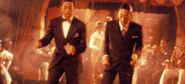 5/27/16 O&A NYC SHALL WE DANCE FRIDAY: Gregory and Maurice Hines