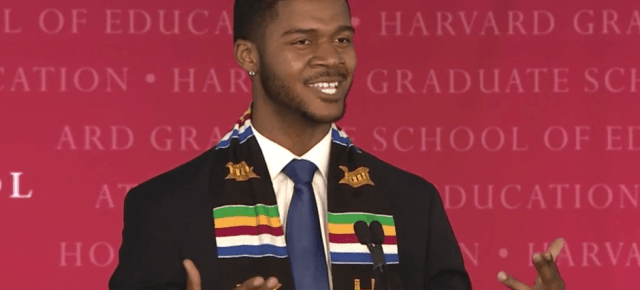 5/31/16 O&A NYC INSPIRATIONAL TUESDAY: Donovan Livingston Spoken Word Convocation Speech At Harvard University