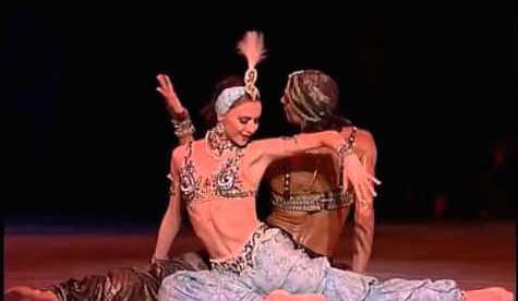 5/20/16 O&A NYC SHAll WE DANCE FRIDAY: Sherezade (2002)- Kirov Ballet Feauturing Svetlana Zakharova and Farukh Ruzimatov