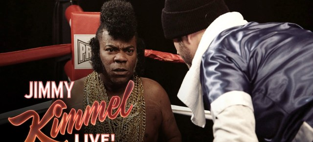 5/4/16 O&A NYC WILDIN OUT WEDNESDAY: Clubber – A Sequel to Creed Starring Tracy Morgan and Jimmy Kimmel