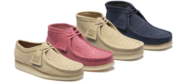5/11/16 O&A NYC WITH WaleStylez FASHION: Clarks x Supreme Wallabee Boots For Spring 2016