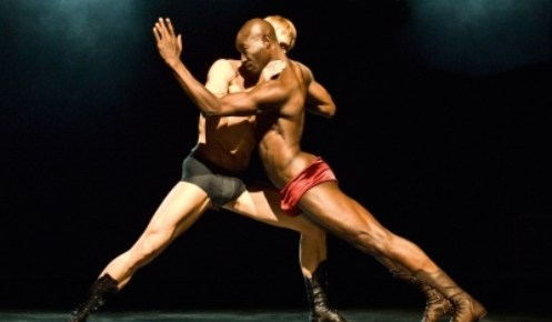6/13/16 O&A NYC DANCE: Zumanity -Patrick King and Johan King Silverhult