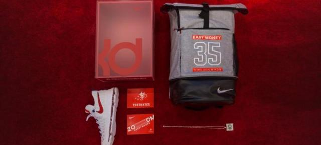 6/29/16 O&A NYC WITH WaleStylez FASHION: Kevin Durant Delivers Kd9′s Around NYC