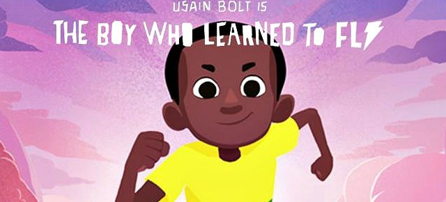 8/23/16 O&A NYC INSPIRATIONAL TUESDAY: The Boy Who Learned to Fly- The Usain Bolt Story