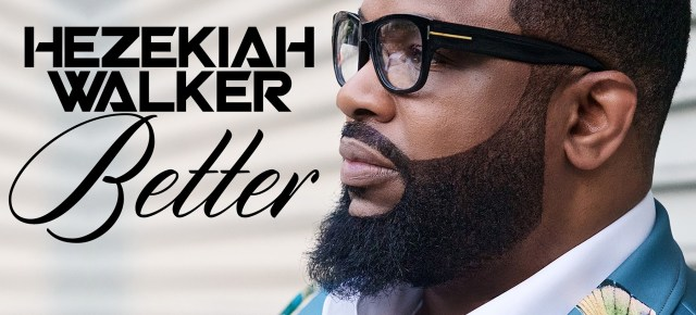 8/7/16 O&A NYC GOSPEL SUNDAY: Hezekiah Walker- Better
