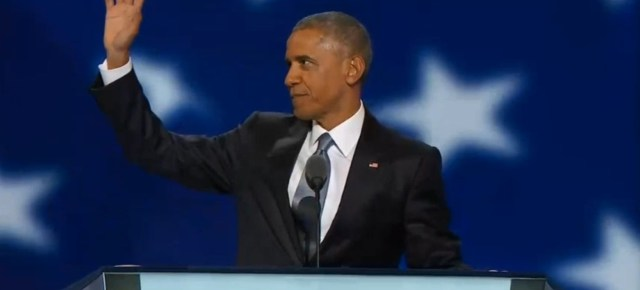 8/2/16 O&A NYC INSPIRATIONAL TUESDAY: President Barack Obama's 2016 Democratic National Convention Speech