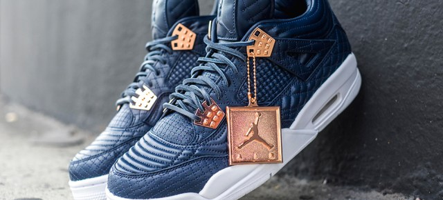 9/16/16 O&A NYC WITH WaleStylez FASHION: Air Jordan 4 Premium Releases September 17, 2016