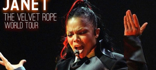 10/29/16 O&A NYC SATURDAY MORNING CONCERT: Janet Jackson The Velvet Rope Tour