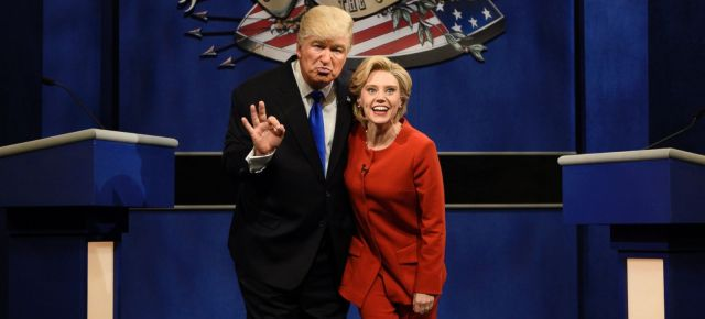 10/3/16 O&A NYC COMEDY: Saturday Night Live Donald Trump vs. Hillary Clinton Debate