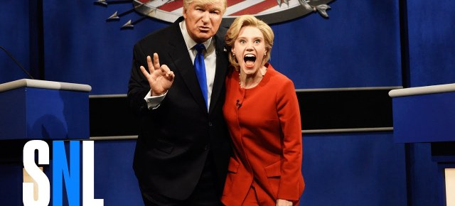 10/23/16 O&A NYC THE RACE TO THE WHITE HOUSE: Donald Trump vs. Hillary Clinton Third Debate