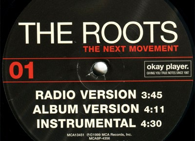 11/23/16 O&A NYC WITH WaleStylez HIP HOP WEDNESDAY: The Roots – The Next Movement