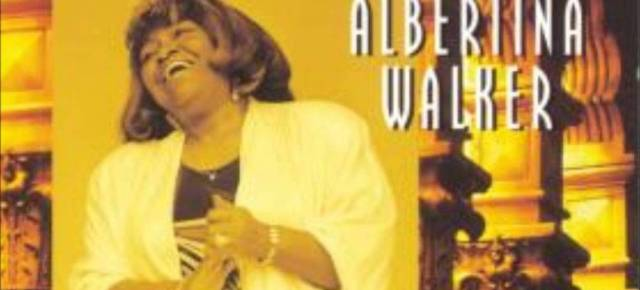 11/24/16 O&A NYC THANKSGIVING MESSAGE: Albertina Walker-'Dont Let Nobody Turn You Round'