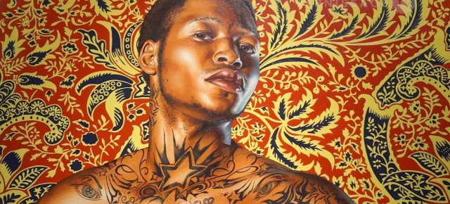 10/18/16 O&A NYC WITH WaleStylez ART: Kehinde Wiley- The World Stage Jamaica