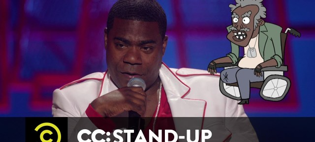 11/23/16 O&A NYC WILDIN OUT WEDNESDAY: Tracy Morgan- Thanksgiving at the Morgans' Comedy Central Re-Animated (Uncensored)