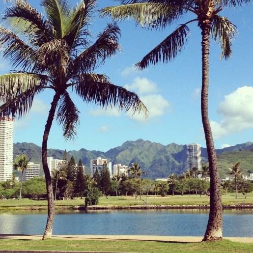 No Honolulu for you?