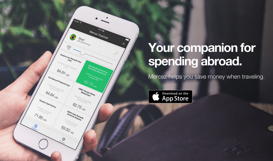 New App Alert: Mercez Helps You Pick the Right Card to Use ...