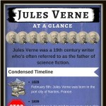 Jules Verne at a glance - edited - featured blog