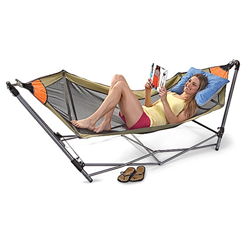 Portable Folding Hammocks – Hang out Anywhere