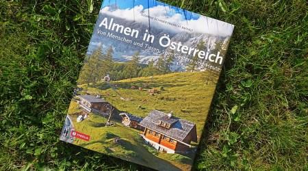 Vorderseite Almen in Österreich