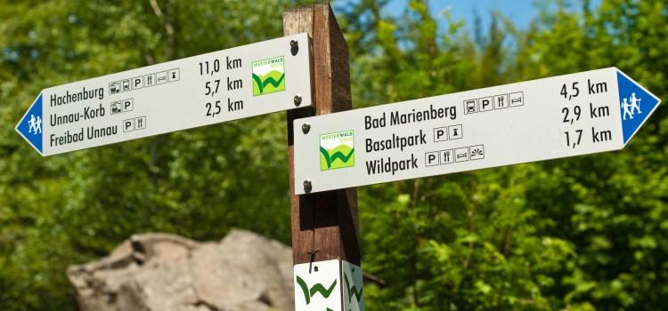 Ich mach mal halblang: #Bloggerwandern im Westerwald