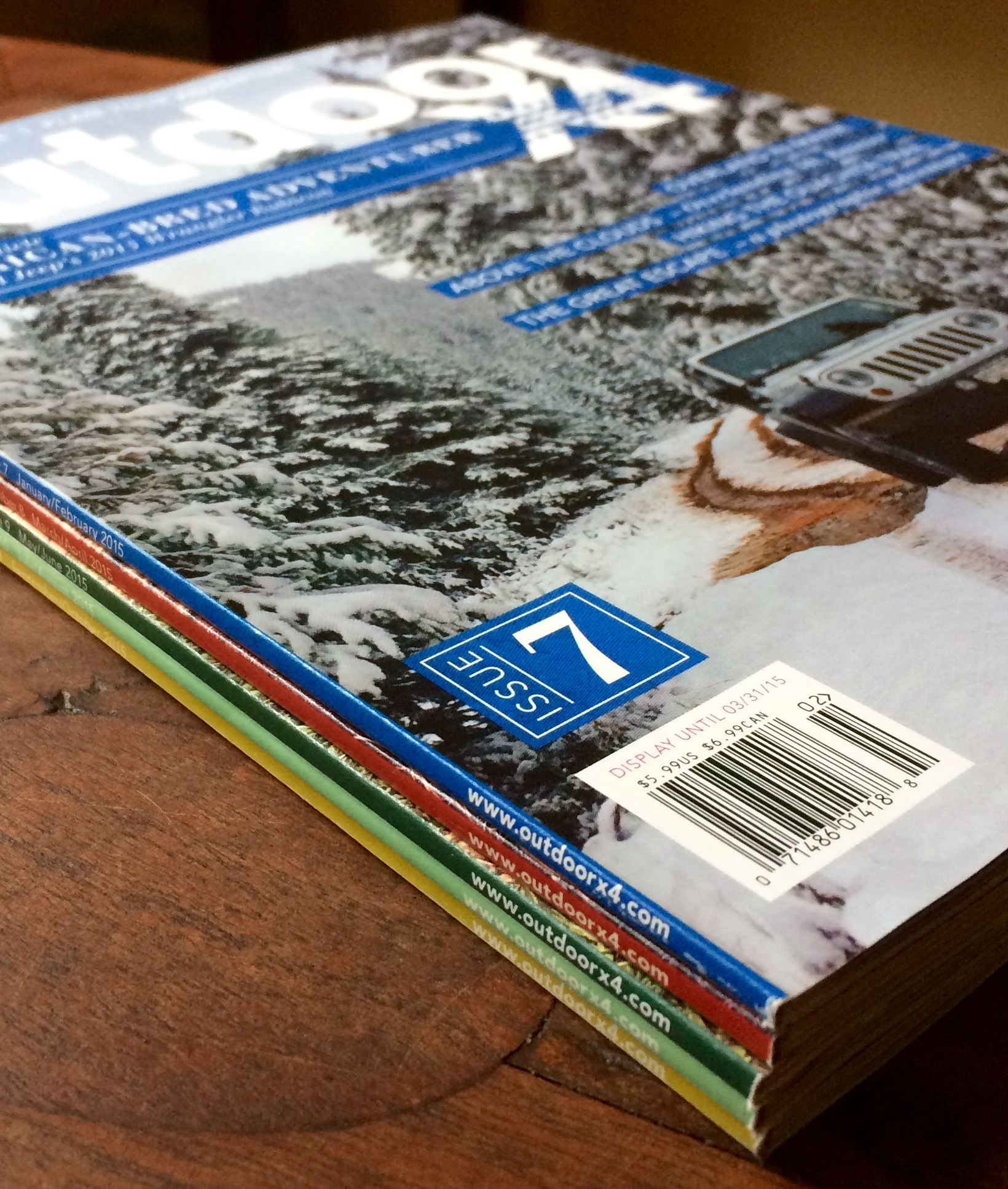 4x4 Outdoor Camping Magazine