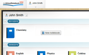 Cahier de classe en ligne