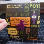 Craftastic Super Easy Halloween Party Invite