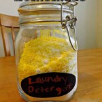 Frugal DIY –  How to Make Homemade Laundry Detergent
