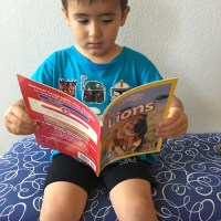 Go WILD with National Geographic Kids Books + Giveaway