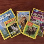 Go WILD with National Geographic Kids Books