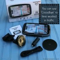 4 Road Trip Tips & TomTom GO 500/600 Giveaway