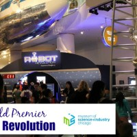 World Premier of Robot Revolution - MSI Chicago
