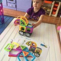 Magformers Are The Magnetic Toy That Offer Hours Of Creative Fun & 100PC Set Giveaway