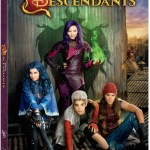 Descendants Now Out on Disney DVD Plus Fun Activity Sheets, Story Maker and More!