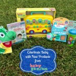 Celebrate Baby with New Products from Baby Genius