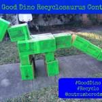 The Good Dino Recyclosaurus Contest