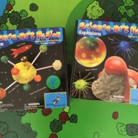 Science and Art Mix in New Kits From The Young Scientists Club