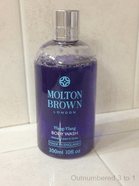 Ylang-Ylang Body Wash Will Help You Sleep