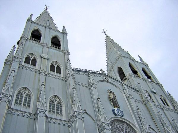 Церковь Сан-Себастьян