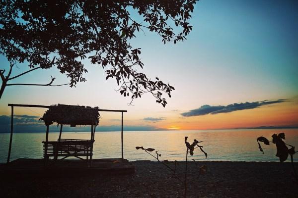 Закат в Мариндуке