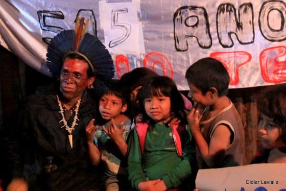 150905_aliança Tupinambá e Guarani M'bya