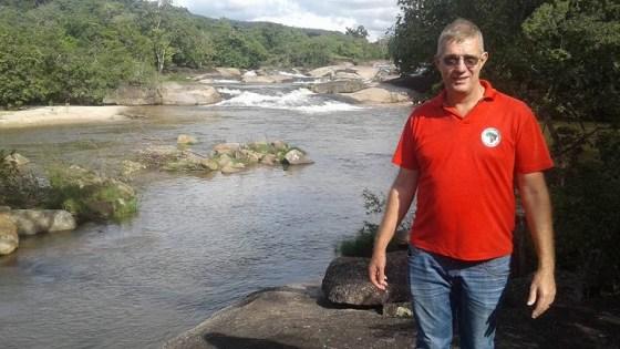 Valdir Minerovicz, geógrafo e preso político