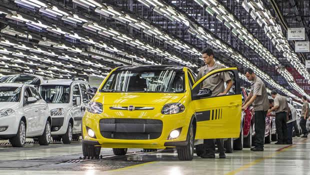 BNDES aprovou empréstimo de R$ 37,1 milhões para a Fiat no Paraná