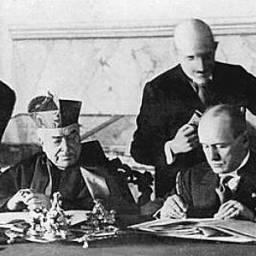 Cristianismo e fascismo: o  Tratado de Latrão e a Questão Romana