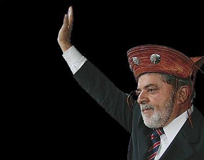 Osvaldo Bertolino: o chapéu de couro de Luiz Inácio Lula da Silva