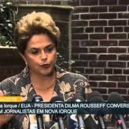 Dilma: Respeito aos direitos humanos pressupõe respeito à democracia
