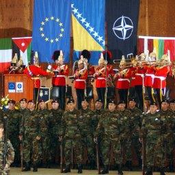 Militarismo e ataque às liberdades avançam na União Europeia