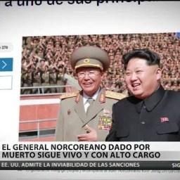 """General da República Popular Democrática da Coreia """"executado"""" pela mídia aparece em Congresso do Partido do Trabalho"""
